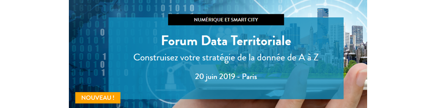 Forum Data Territoriale